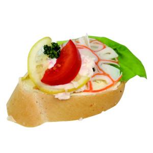 Chlebíček krabí